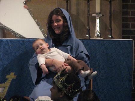1 Mary&baby