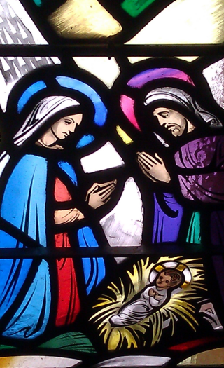 Nativity. St. Gregory's