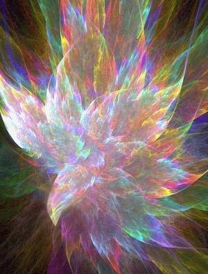 Holy Spirit of Rainbow Fire